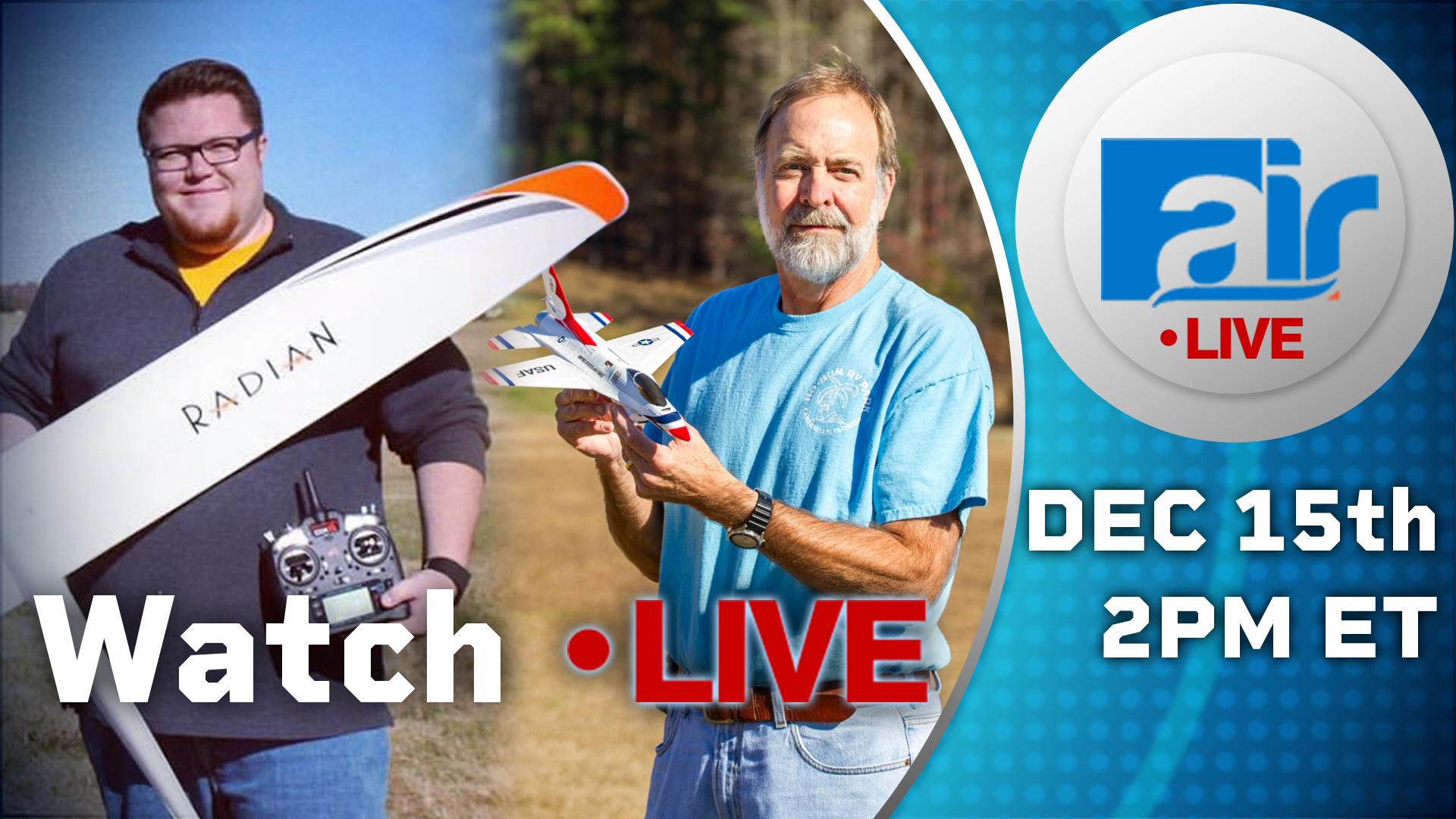 Model Aviation contributor Greg Gimlick guests hosts this episode of AMA Air